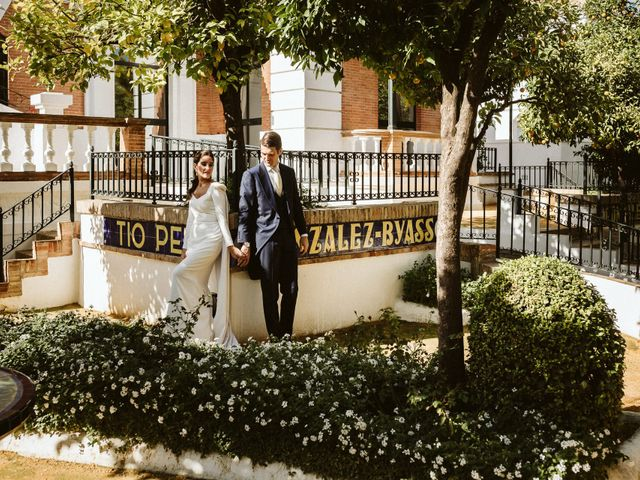 La boda de Leandro y Alcira en Sevilla, Sevilla 73