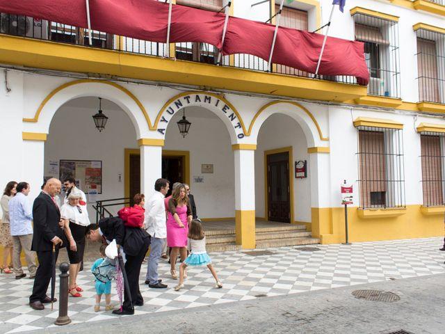 La boda de Raul y Lorena en Coria Del Rio, Sevilla 2
