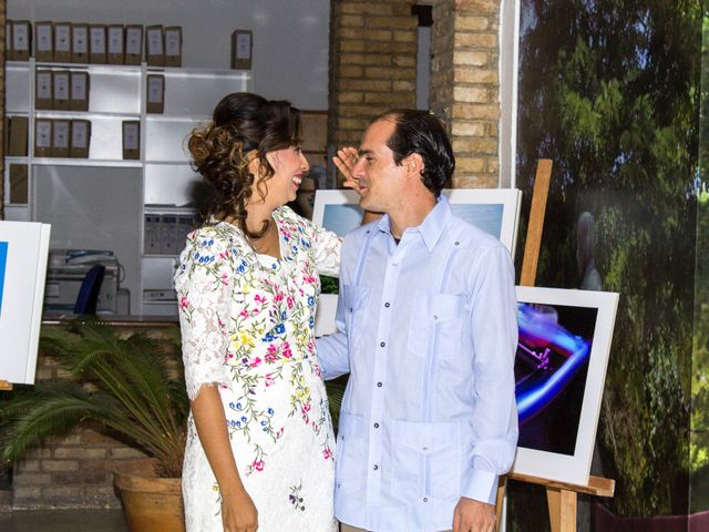 La boda de Raul y Lorena en Coria Del Rio, Sevilla 9