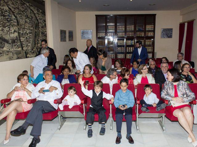 La boda de Raul y Lorena en Coria Del Rio, Sevilla 10