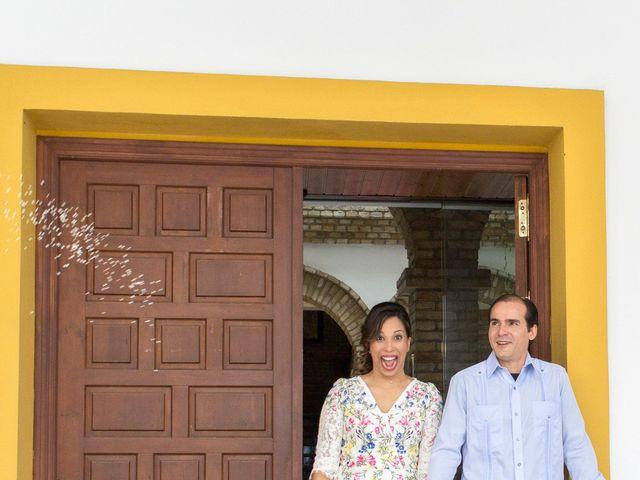 La boda de Raul y Lorena en Coria Del Rio, Sevilla 49