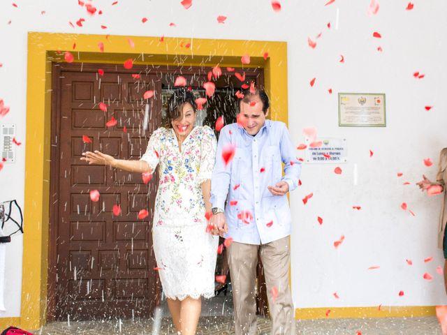 La boda de Raul y Lorena en Coria Del Rio, Sevilla 51