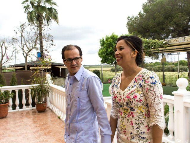 La boda de Raul y Lorena en Coria Del Rio, Sevilla 67