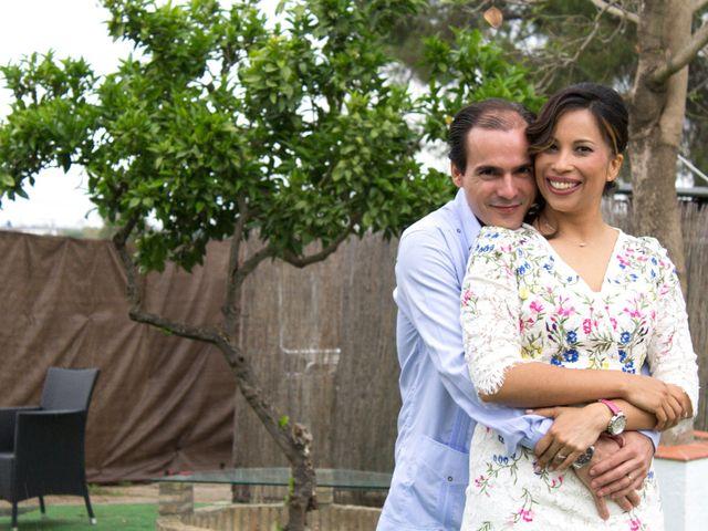 La boda de Raul y Lorena en Coria Del Rio, Sevilla 77