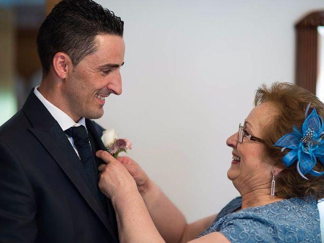 La boda de David y Cristina en Villamalea, Albacete 8