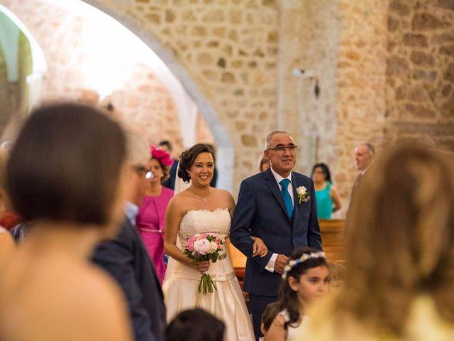 La boda de David y Cristina en Villamalea, Albacete 11