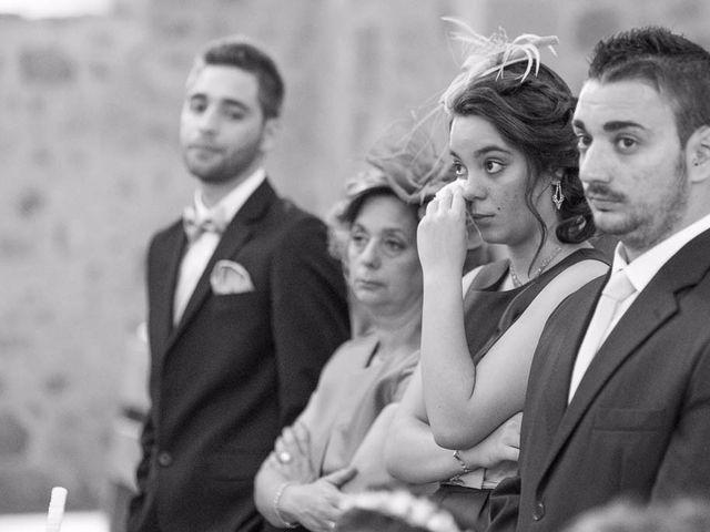 La boda de David y Cristina en Villamalea, Albacete 13