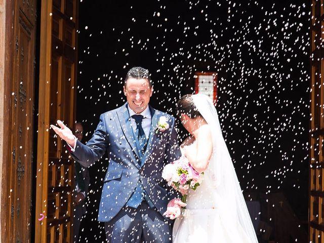 La boda de David y Cristina en Villamalea, Albacete 15