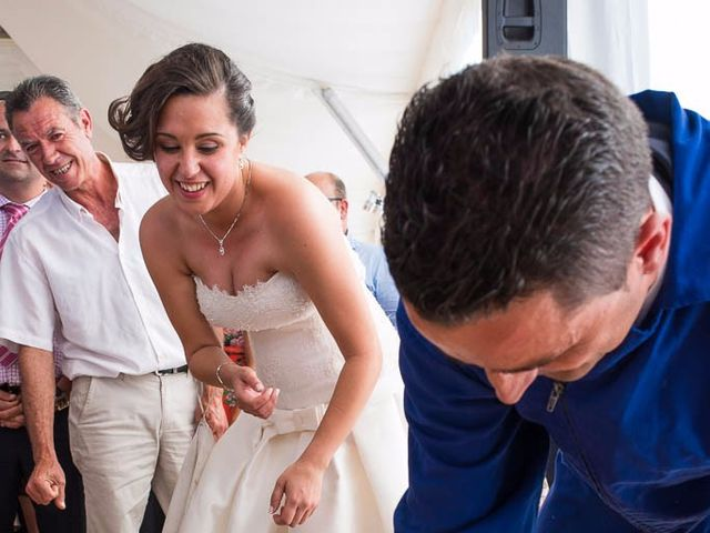 La boda de David y Cristina en Villamalea, Albacete 18