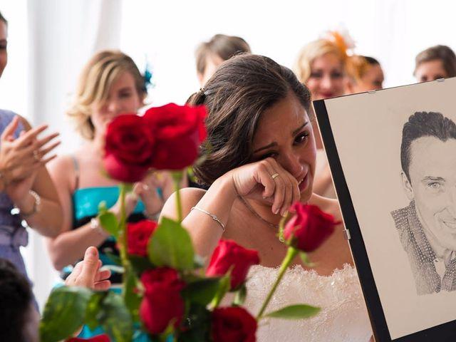 La boda de David y Cristina en Villamalea, Albacete 19
