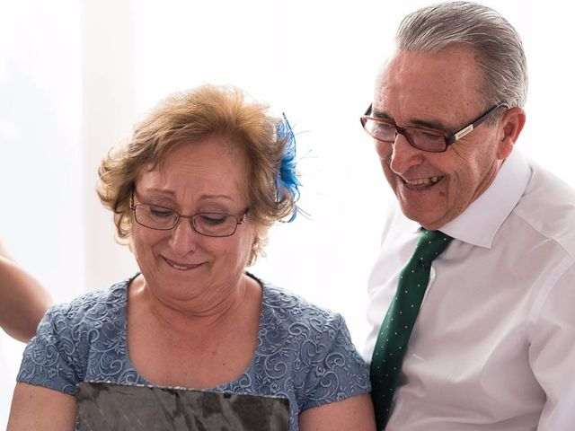 La boda de David y Cristina en Villamalea, Albacete 20