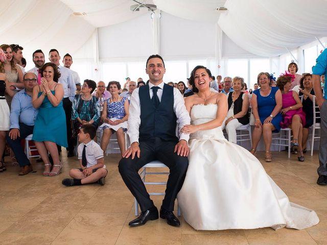 La boda de David y Cristina en Villamalea, Albacete 23