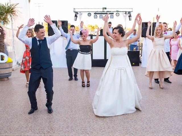 La boda de David y Cristina en Villamalea, Albacete 24