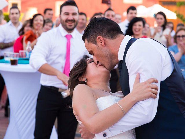 La boda de David y Cristina en Villamalea, Albacete 25