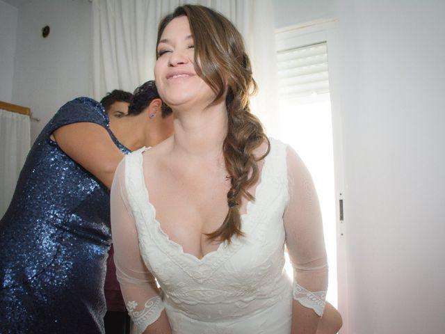 La boda de Ico y Elena Belén en Jaén, Jaén 10