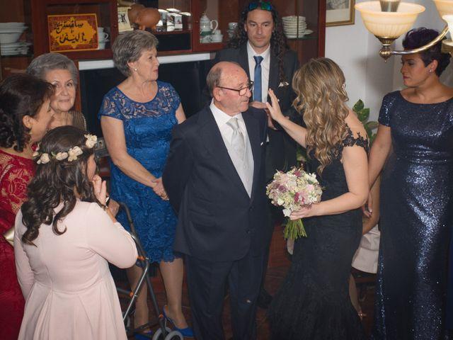 La boda de Ico y Elena Belén en Jaén, Jaén 23