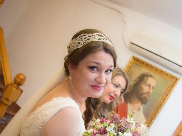 La boda de Ico y Elena Belén en Jaén, Jaén 25