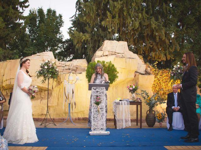 La boda de Ico y Elena Belén en Jaén, Jaén 34