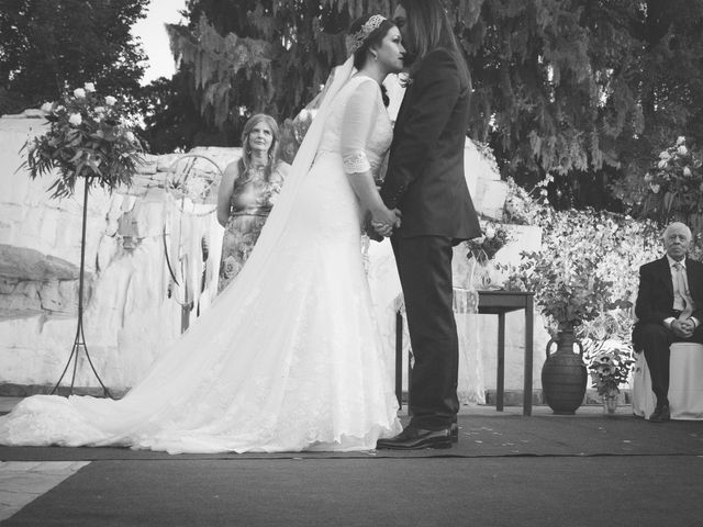La boda de Ico y Elena Belén en Jaén, Jaén 35