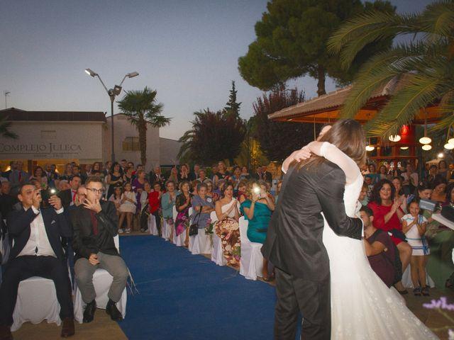 La boda de Ico y Elena Belén en Jaén, Jaén 39