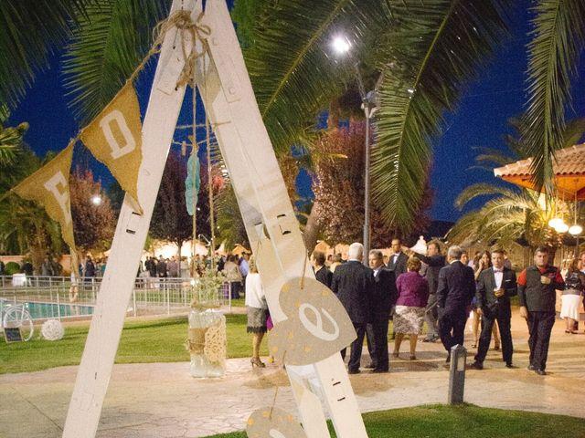 La boda de Ico y Elena Belén en Jaén, Jaén 40