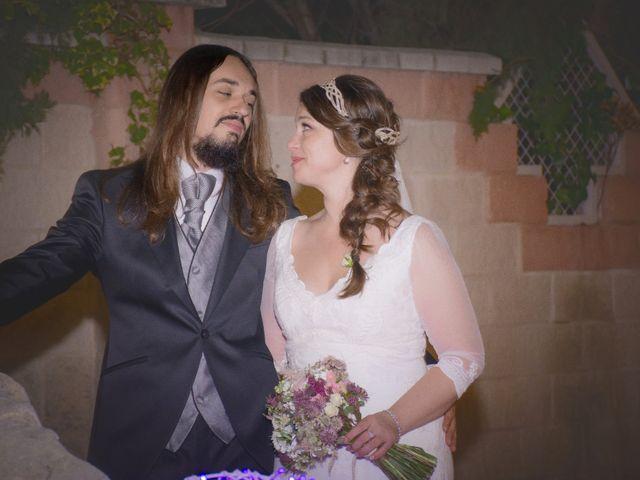La boda de Ico y Elena Belén en Jaén, Jaén 43