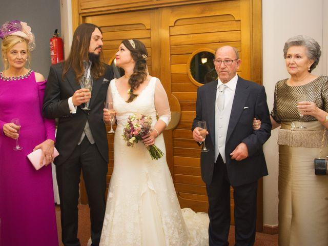 La boda de Ico y Elena Belén en Jaén, Jaén 49