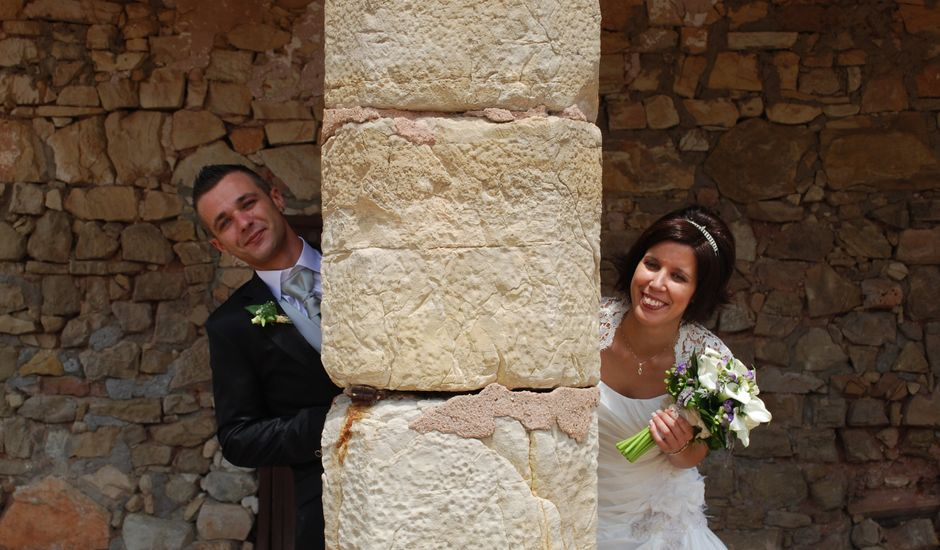 La boda de Elisa y Jorge en Imon, Guadalajara