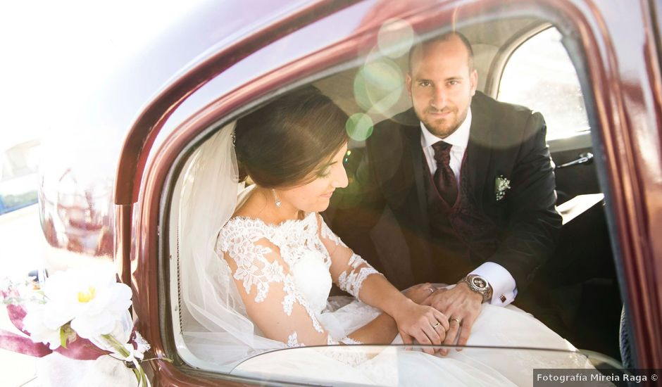 La boda de David y Esther en Burriana, Castellón