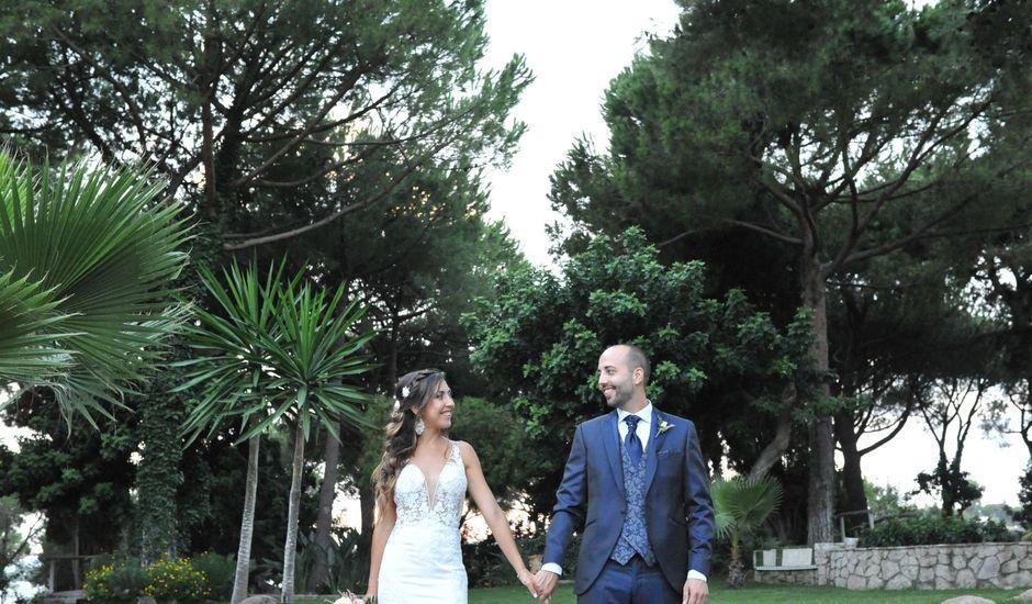 La boda de Jenny y Marc en Sant Vicenç De Montalt, Barcelona