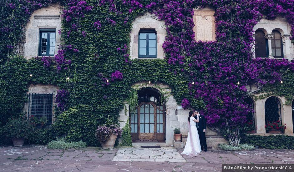 La boda de Isaac y Laia en Bigues, Barcelona