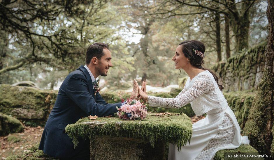 La boda de Cristian y Alba en Vigo, Pontevedra