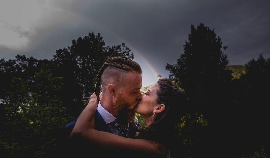 La boda de Ruben y Vanessa en Banyoles, Girona