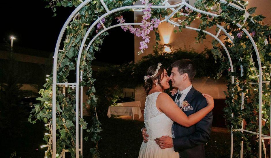 La boda de Alejandro  y Karla  en Oliva, Valencia
