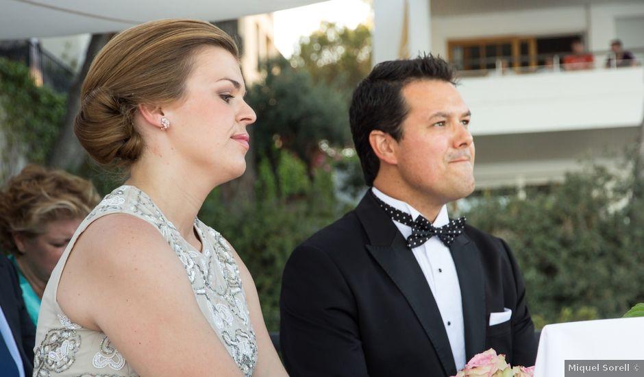 La boda de Edu y Davinia en Illetas, Islas Baleares
