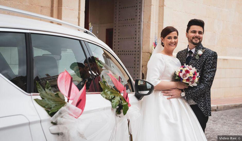 La boda de Sonia y Francisco Javier en Petrer, Alicante