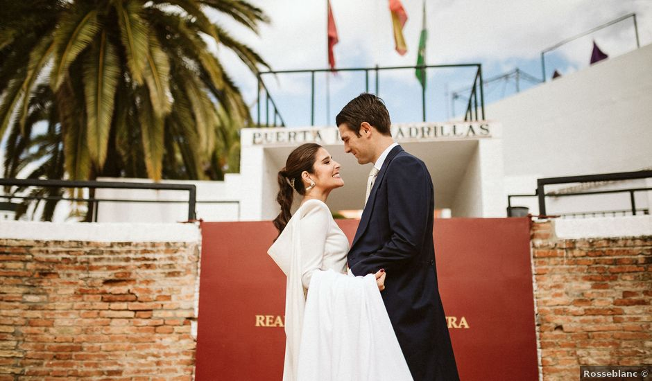La boda de Leandro y Alcira en Sevilla, Sevilla