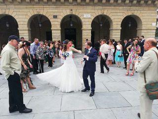 La boda de Sheila  y Unai 1