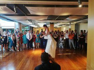 La boda de Sheila  y Unai