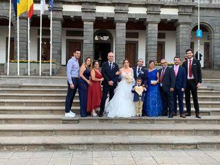 La boda de Chamaidad  y Aarón