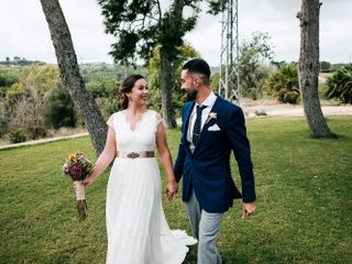 La boda de Lara y Salva