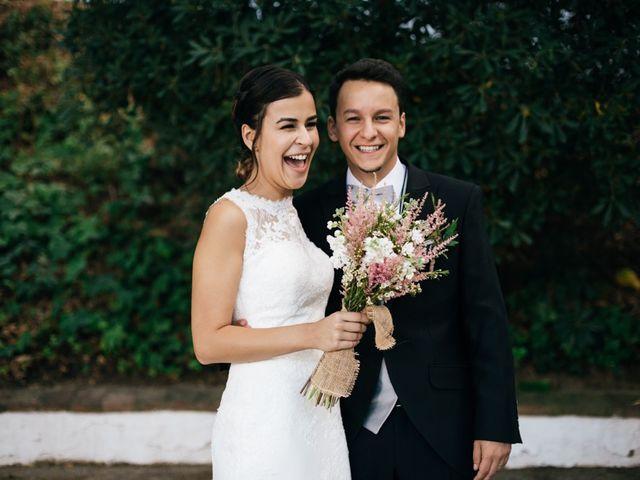 La boda de Berta y Dani