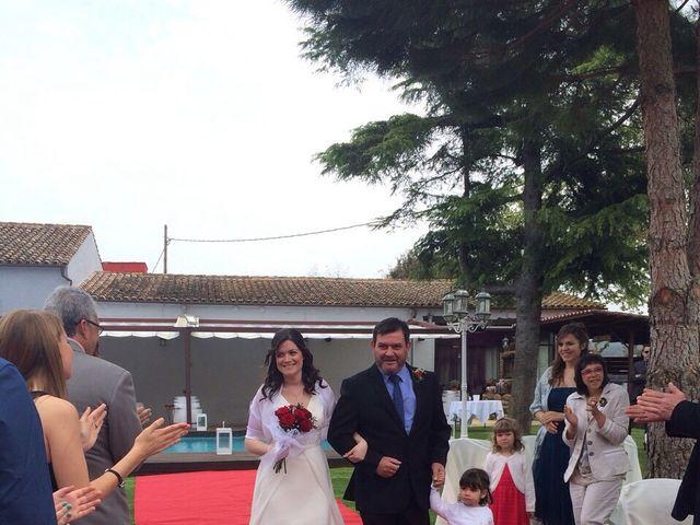 La boda de Albert y Marta en Forallac, Girona 5