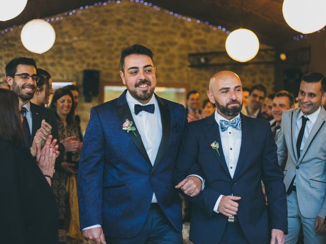 La boda de Joan y Esther en Arbucies, Girona 38