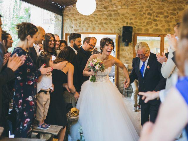 La boda de Joan y Esther en Arbucies, Girona 42