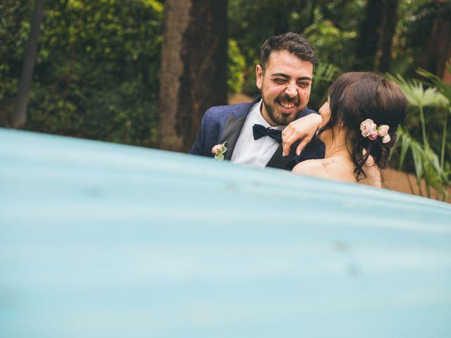 La boda de Joan y Esther en Arbucies, Girona 92