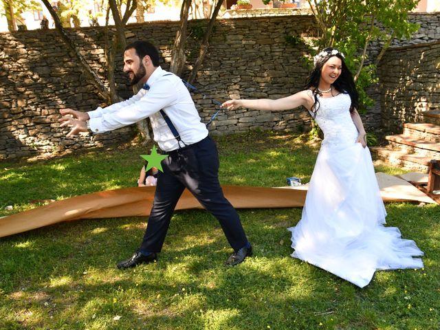 La boda de Ester  y José Manuel