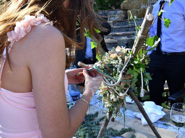La boda de José Manuel y Ester  en Sant Marti De Centelles, Barcelona 7