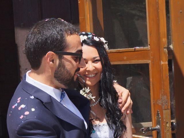 La boda de José Manuel y Ester  en Sant Marti De Centelles, Barcelona 10