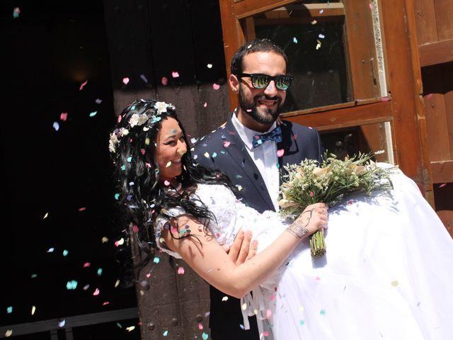 La boda de José Manuel y Ester  en Sant Marti De Centelles, Barcelona 11